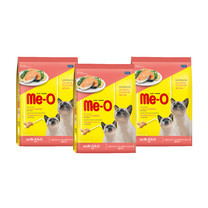 มีโออาหารแมวโต ปลาแซลมอน 400 กรัม (แพ็ก3)