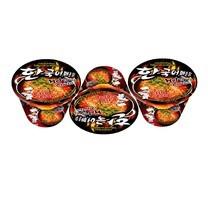 ลิตเติ้ลกุ๊กบะหมี่รสไก่เผ็ดเกาหลีชนิดชาม 150 กรัม 1X3