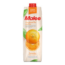 มาลีลิตรน้ำส้ม 100%