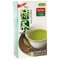 ระมิงค์ ชาเขียวญึ่ปุ่นมะลิ แพ็ค 10 ซอง