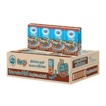 โฟร์โมสต์ นมUHT โอเมก้า3 ช็อคโกแลต 110 มิลลิลิตร (ขายยกลัง 48กล่อง)