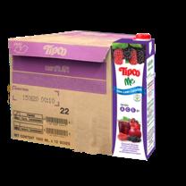 ทิปโก้ มี น้ำเบอร์รี่มิกซ์ 1000มล. (ยกลัง 12 กล่อง)