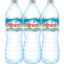 มิเนเร่น้ำแร่1500 มิลลิลิตร แพ็ค6