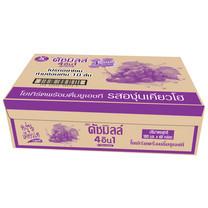 ดัชมิลล์องุ่นเคียวโฮ นมเปรี้ยวUHT 180มิลลิลิตร (ขายยกลัง 48 กล่อง)