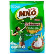 ไมโล3in1 สูตรน้ำตาลน้อย แพ็ก15ซอง
