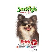 ขนมสุนัขเจอร์ไฮ สติ๊กรสไก่ 40กรัม