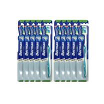 เบอร์แมนออฟชั่น แปรงสีฟัน (แพ็ก12)