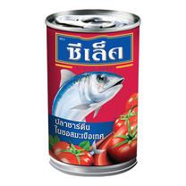 ปลาซาร์ดีนในซอสมะเขือเทศซีเล็ค 155ก.