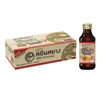 หยินหยาง ถั่งเช่าเครื่องดื่มสมุนไพร 150 มล. (ยกลัง 50 ขวด)