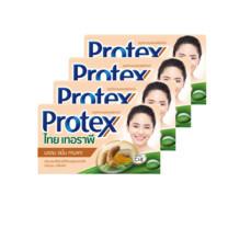 โพรเทคส์ สบู่ไทยเทอราพีมะขามขมิ้นทานาคา 130 กรัม (แพ็ก4)