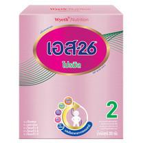 เอส 26 โปรมิล นมผงสูตร 2 สำหรับทารกและเด็กเล็ก อายุ 6 เดือนขึ้นไป 350 ก.