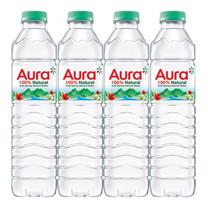 น้ำแร่ออร่า 500 มล.(แพ็ค 12)