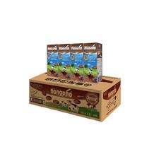 หนองโพ นมUHT รสช็อกโกแลต 225 มิลลิลิตร (ขายยกลัง 36 กล่อง)