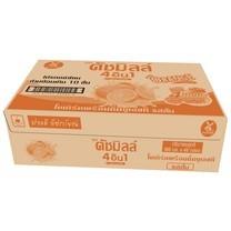 ดัชมิลล์ส้ม นมเปรี้ยวUHT 180มิลลิลิตร (ขายยกลัง 48 กล่อง)