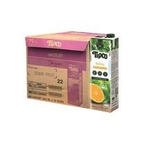 ทิปโก้ น้ำส้มโชกุน100% 1 ลิตร (ยกลัง 12 กล่อง)