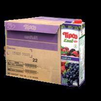 ทิปโก้ คูลฟิต เบอร์รี่มิกซ์ 1000 มล. (ยกลัง 12 กล่อง)