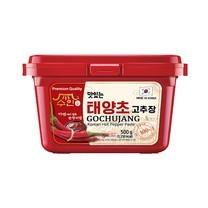 ซูอิน โคชูจังซอสพริกปรุงรสเกาหลี 500 กรัม