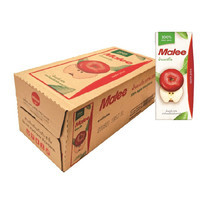 มาลีแอปเปิ้ล 100% 200 มิลลิลิตร (ขายยกลัง 24 กล่อง)