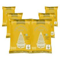ฉัตรข้าวขาวหอมมะลิ100% 2 กิโลกรัม(แพ็ก 6)