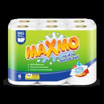 แม๊กซ์โม่ กระดาษอเนกประสงค์ รุ่นบิ๊กโรล 6 ม้วน