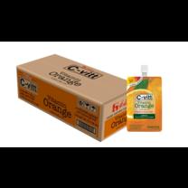 ซีวิตเยลลี่ รสส้ม 150 กรัม (ยกลัง 36 ชิ้น)