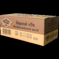 อัลมอนด์บรีซ นมอัลมอนด์ รสลาเต้ 180 มิลลิลิตร (ขายยกลัง 24 กล่อง)