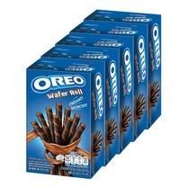 โอรีโอ เวเฟอร์โรลสอดไส้ครีมช็อกโกแลต 54 กรัม แพ็ก 5 ชิ้น
