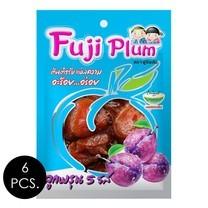 ฟูจิ ลูกพรุน 5 รส 50 กรัม (แพ็ก 6)