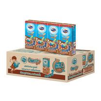 โฟร์โมสต์โอเมก้า3 นมUHT รสช็อกโกแลต 180 มิลลิลิตร (ขายยกลัง 36 กล่อง)