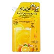 บีสไมล์ น้ำผึ้งผสมน้ำส้มเข้มข้น 1000 มล.
