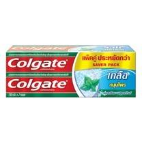 คอลเกต ยาสีฟันเกลือสมุนไพร 150 กรัม (แพ็กคู่)