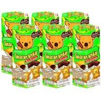 บิสกิตโคอะลามาร์ชรสช็อกโกแลต37กรัมแพ็ก6
