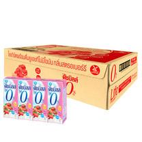 ดัชมิลล์ ไลฟ์พลัส นมเปรี้ยวUHT รสสตรอเบอร์รี่ 180 มิลลิลิตร (ขายยกลัง 48 กล่อง)