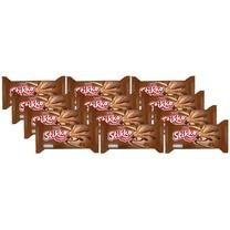 เวเฟอร์สติ๊กโก้ฟิงเกอร์ช็อกโกแลต12กรัมแพ็ก12