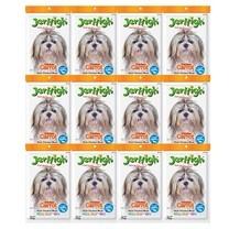 ขนมสุนัขเจอร์ไฮ สติ๊ก แครอท 70ก. (1แพ็ก 12 ชิ้น)