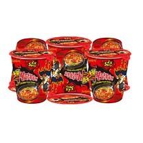 ซัมยังฮอทชิคเค่นราเม็งคัพรสไก่สูตรเผ็ดมาก 70 กรัม แพ็ก 6