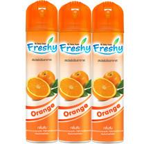 เฟรชชี่ สเปรย์ กลิ่นส้ม 300มล. (แพ็ก3)