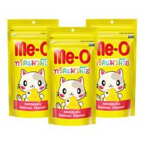 มีโอทรีตขนมแมว รสแซลมอน 50 ก. (แพ็ก3)