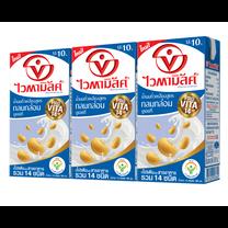 ไวตามิลค์ นมถั่วเหลืองสูตรกลมกล่อม 300 มิลลิลิตร แพ็ก 3