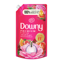 ดาวน์นี่น้ำยาปรับผ้านุ่มสูตรเข้มข้น บูเก้ชมพู กลิ่นหอมช่อดอกไม้อันแสนน่ารัก 1350มล.