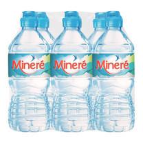 น้ำแร่มิเนเร่ 750 มล. จุกสปอร์ต ( แพ็ค 6 )