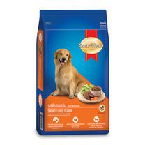 สมาร์ทฮาร์ทอาหารสุนัขโต รสตับรมควัน 10 กิโลกรัม