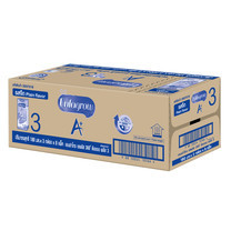 เอ็นฟาโกร นมUHT สูตร3 รสจืด 180 มิลลิลิตร (ขายยกลัง 24 กล่อง)