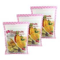 เลิฟไทย ผลไม้รวมอบแห้ง น้ำตาลน้อย 200 กรัม (แพ็ก 3)
