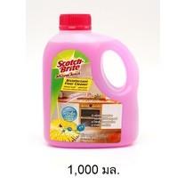 สก๊อตไบรต์ทำความสะอาดพื้นโรแมนติกโรส1000มล