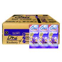 นมถั่วเหลือง UHT ดีน่าไรซ์เบอร์รี่ 230 มล. (ขายยกลัง 36 กล่อง )