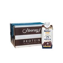 ฮูเร่มิลค์เชค นมUHT รส ช็อกโกแลต 330 มิลลิลิตร (ขายยกลัง 12 กล่อง)