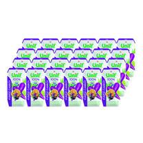 ยูนิฟแครอทม่วงผสมผลไม้รวม100% 200 มิลลิลิตร (ขายยกลัง 24 ขวด)