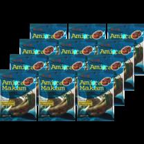 อมีร่า ลูกอมสอดไส้เนื้อมะขามถุง 42 กรัม(แพ็ก12)