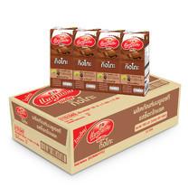 แมกโนเลียกิงโกะพลัส นมUHT รสช็อคโกแลต 180 มิลลิลิตร (ขายยกลัง 48 กล่อง)